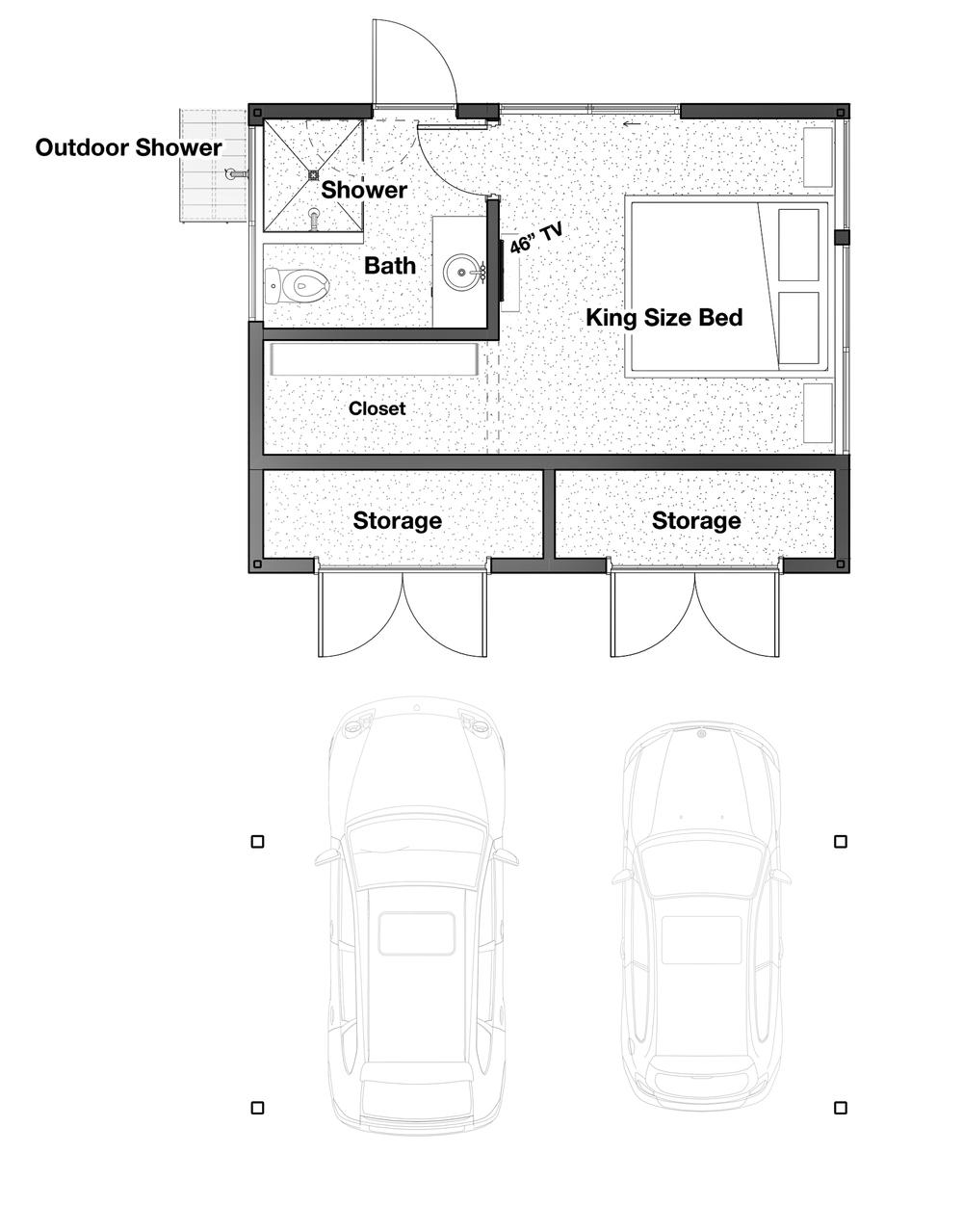 Homestead Modern No Information - Casita travel trailers floor plans
