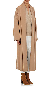 Nili Lotan Laight Wool-Blend Duster Coat