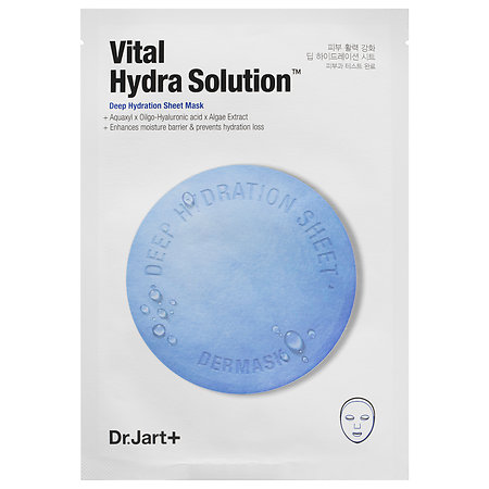 Dr.Jart Vital Hydra Solution Sheet Mask