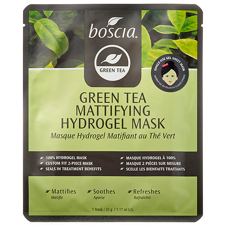 Bosnia Green Tea Mattifying Mask
