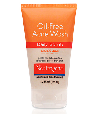 Nitrogen Oil-Free Acne Wash