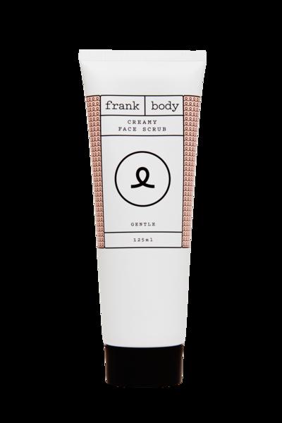 Frank-Body Creamy Face Scrub