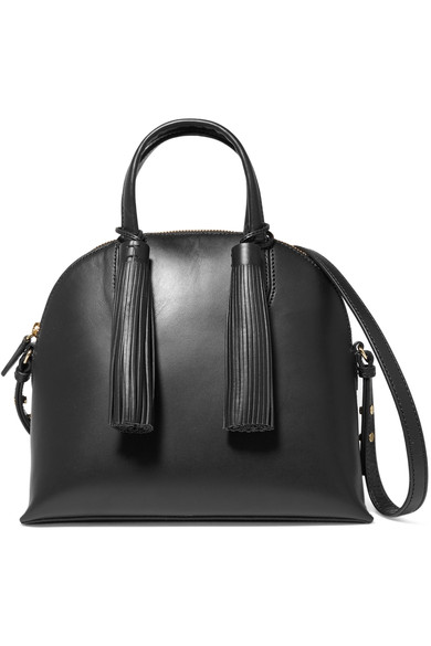 Loeffler Randall Dome leather satchel