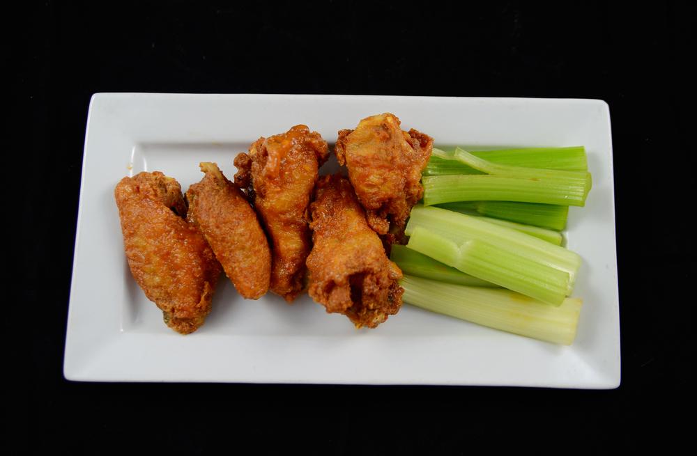 Award Winning Chicken Wings