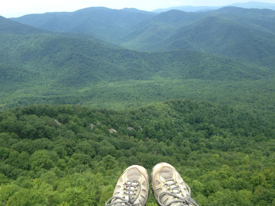 Summiting Old Rag Made Me Fall in Love with Solo Adventures