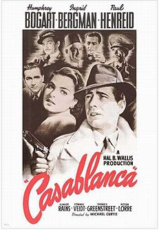 Casablanca Screenplay