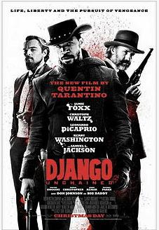 Django Unchained Movie Script