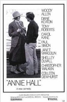 Annie Hall Movie Script