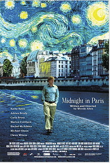 Midnight in Paris Movie Script
