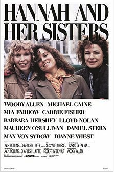 Hanna and Her Sisters Woody Allen Film Script