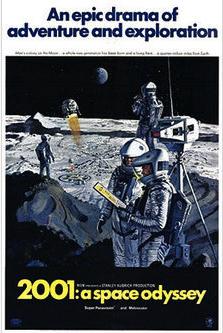 2001: A Space Odyssey Movie Script