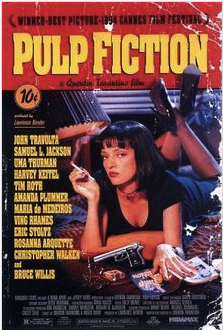 Pulp Fiction Movie Screenplay