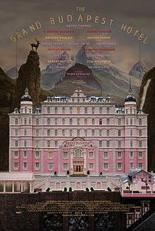 Grand Budapest Hotel Screenplay