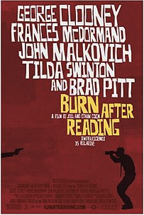 Burn after Reading Movie Screenplay