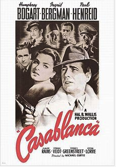 Casablanca Movie Screenplay