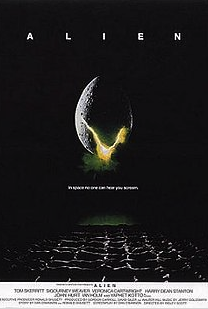 Alien Screenplay