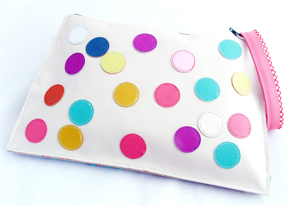 Delightfully Dotty Bags..