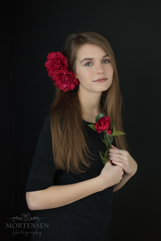 calgary tween teen portrait photographer