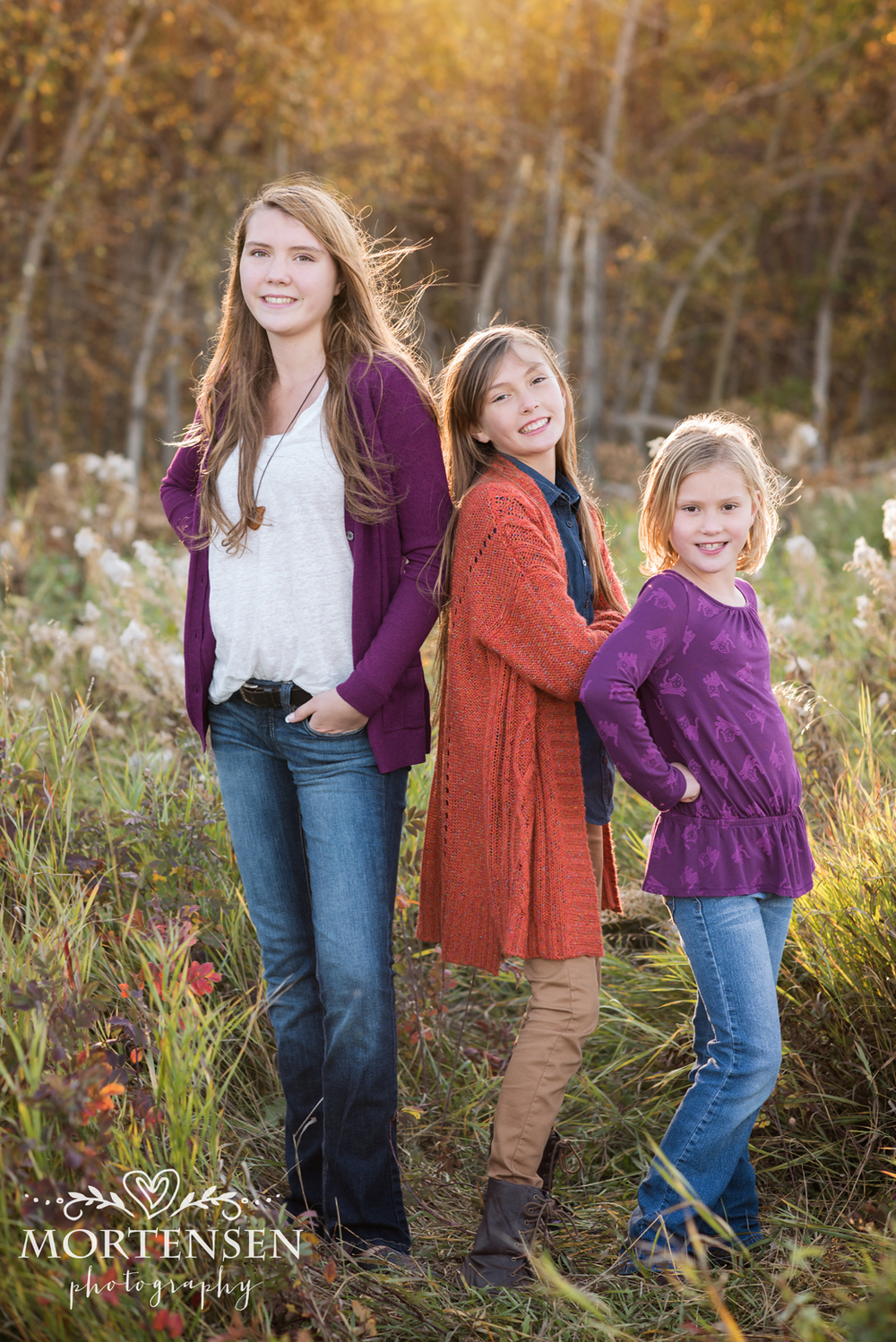 calgary family kids tween teen photographer