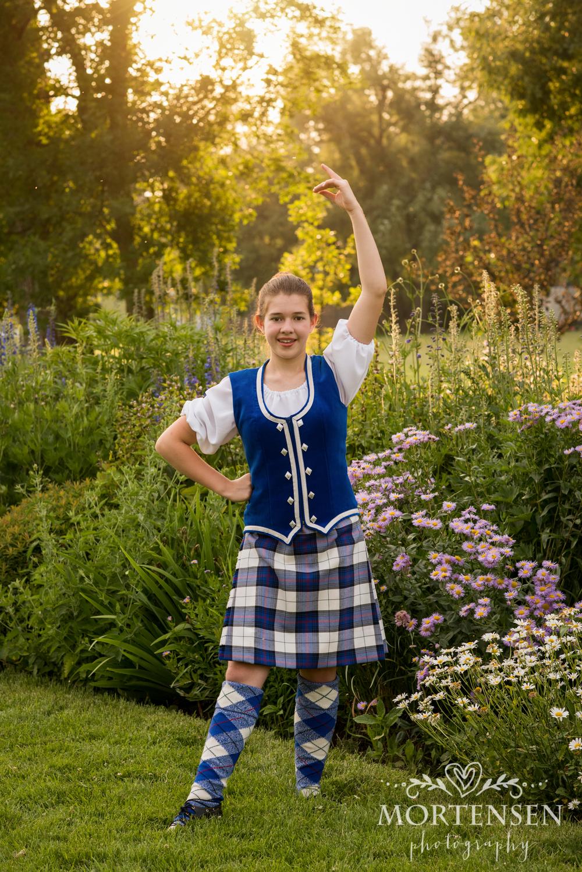 highland dance photography calgary