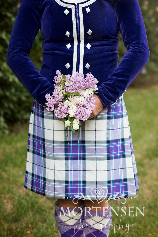 calgary highland dance & tween photographe