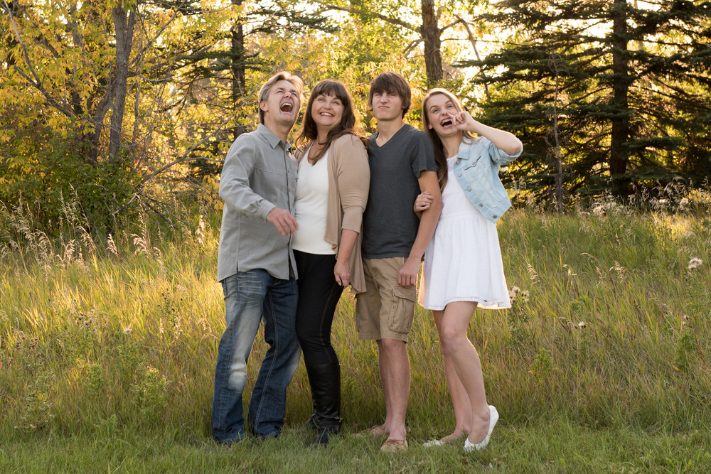 Lifestyle photography and my family do not mix well.