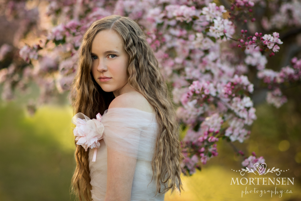 calgary teen portrait photographer womens photography