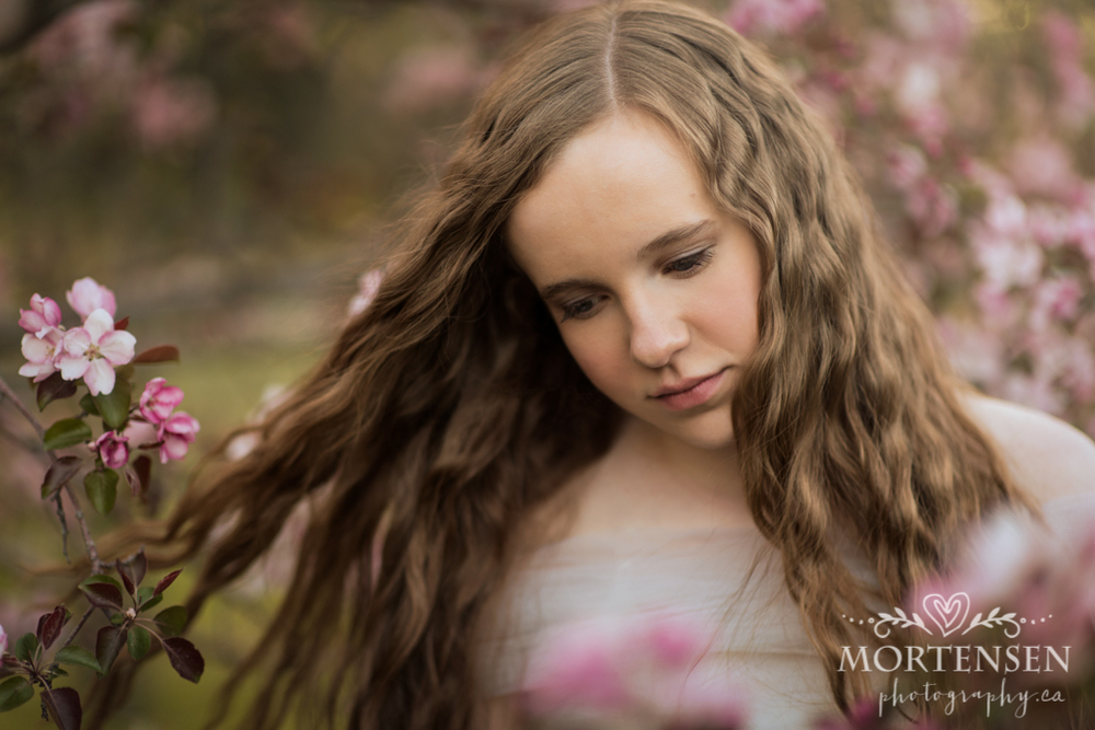 calgary teen portrait photographer womens photography