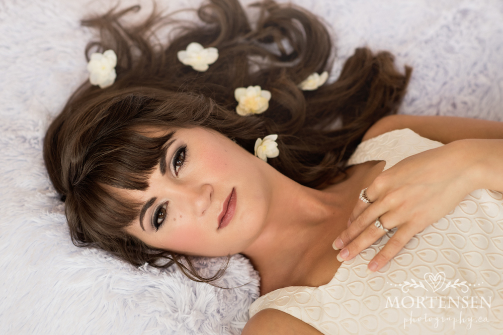 calgary woman's portrait photographer glamour beauty