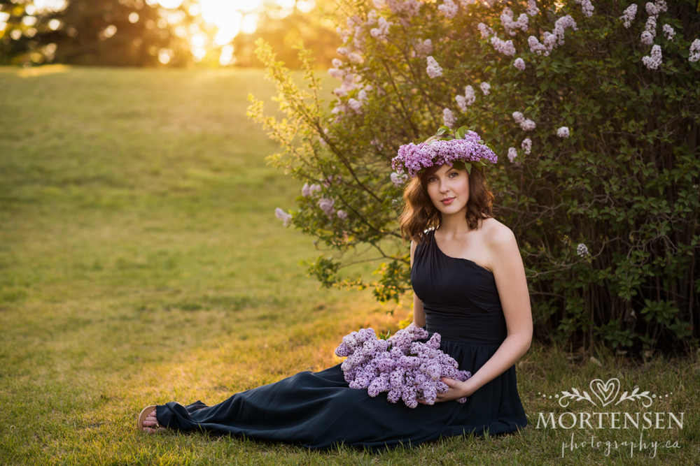 calgary high school senior graduation portrait photographer