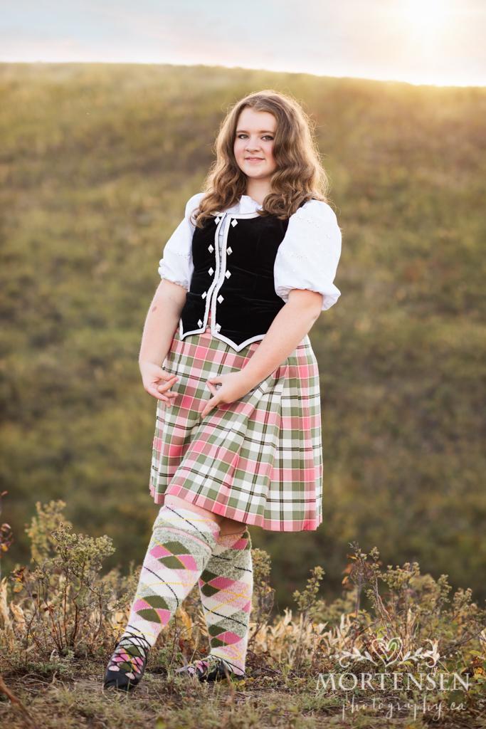 calgary highland dance photography