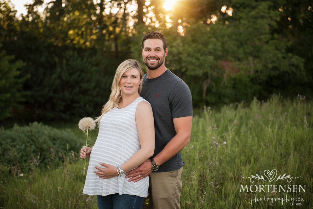 calgary maternity womens portrait photography