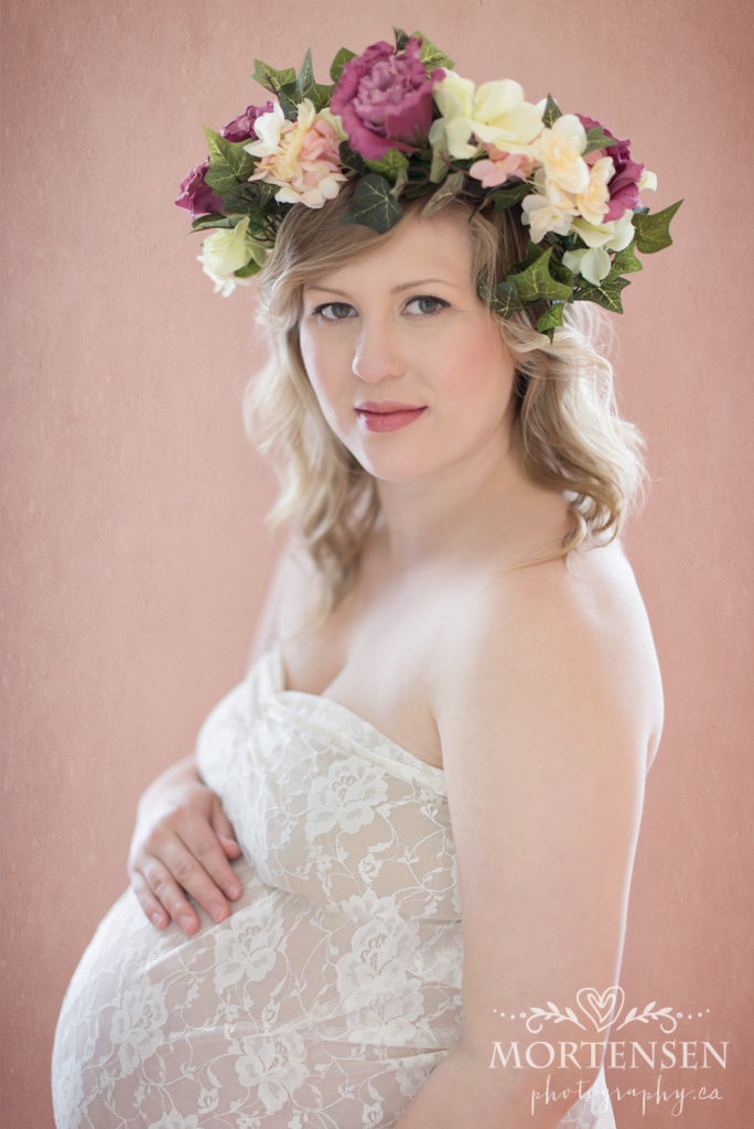 calgary womens maternity beauty portrait photographer