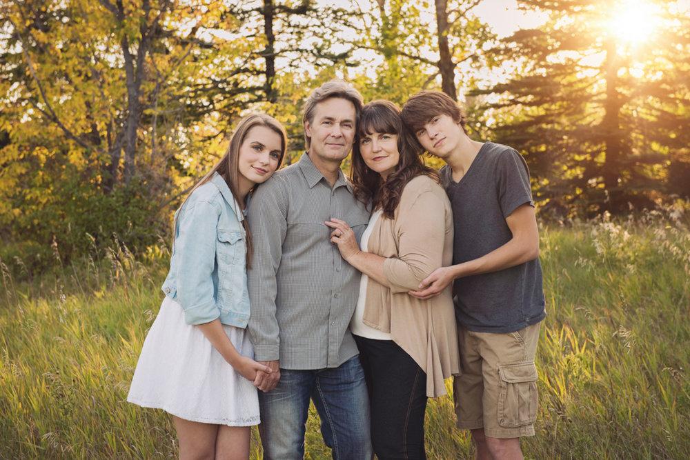 calgary family portrait photographer