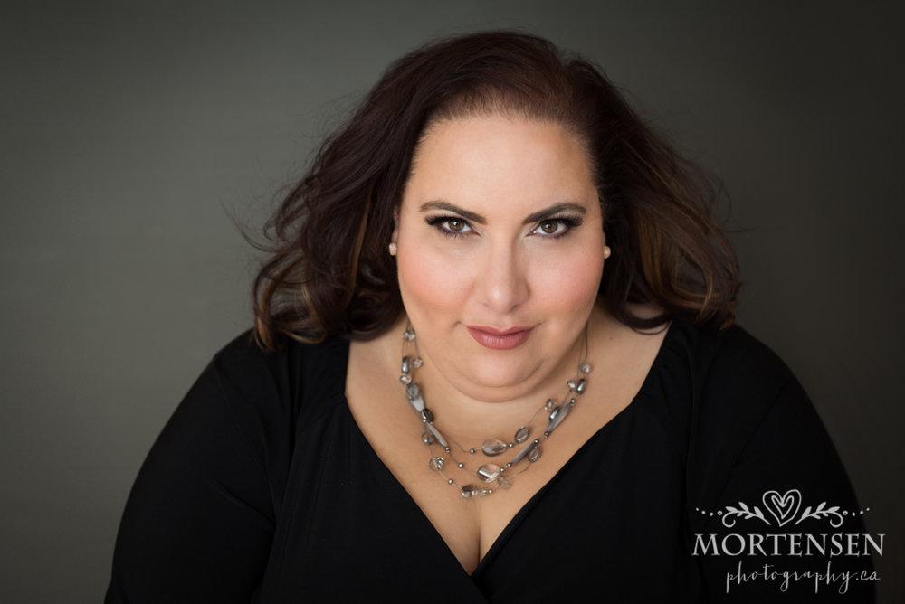 calgary womens beauty glamour portrait photographer