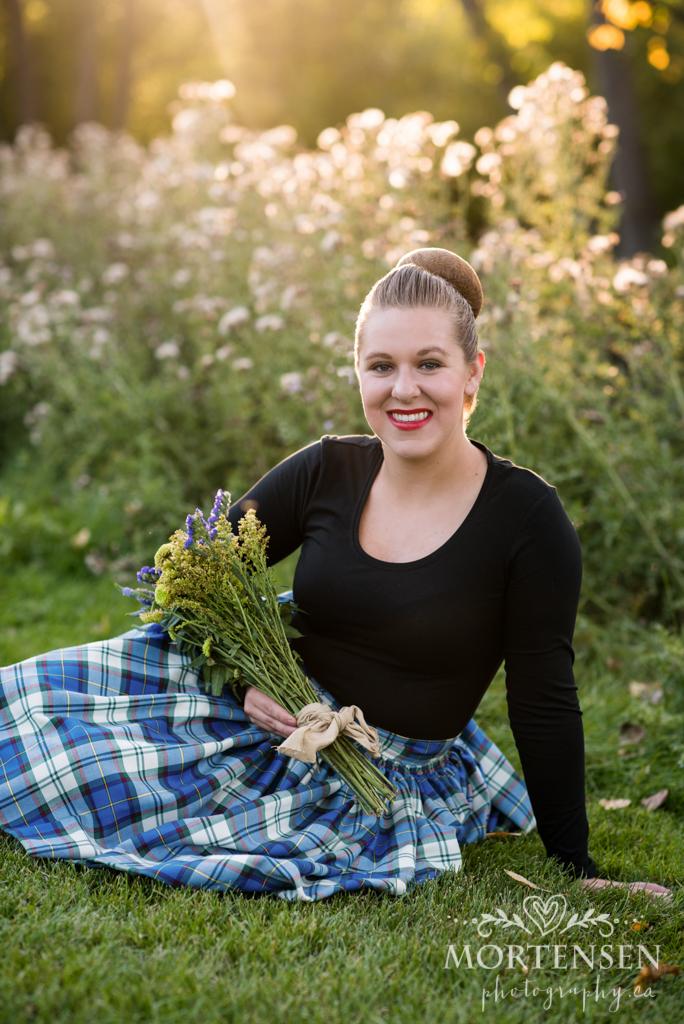 highland dance photographer portraits yyc calgary
