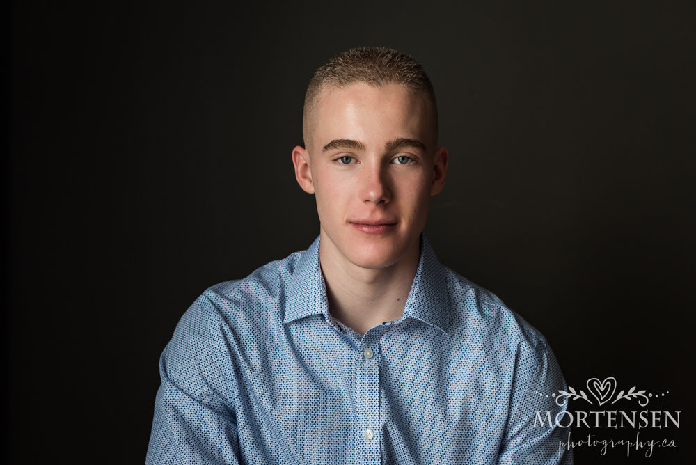 calgary high school senior graduation portrait photographer yyc professional mortensen photography