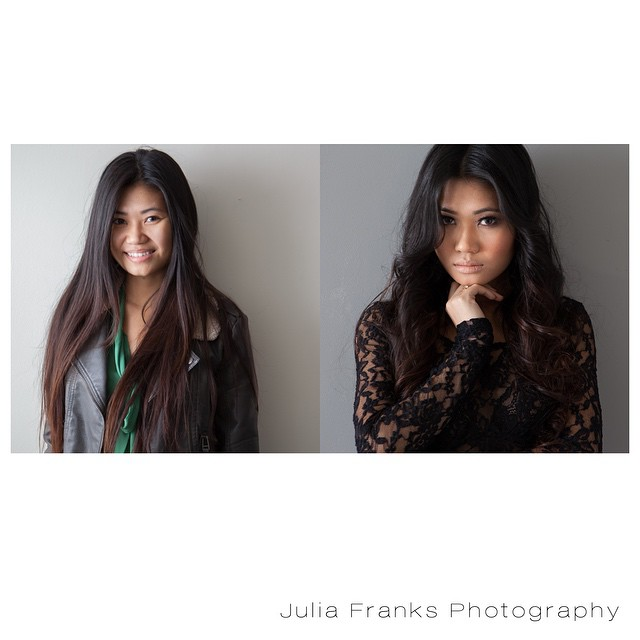 a beautiful before and after...new website coming soon #atlanta #portrait #photography #juliafranks