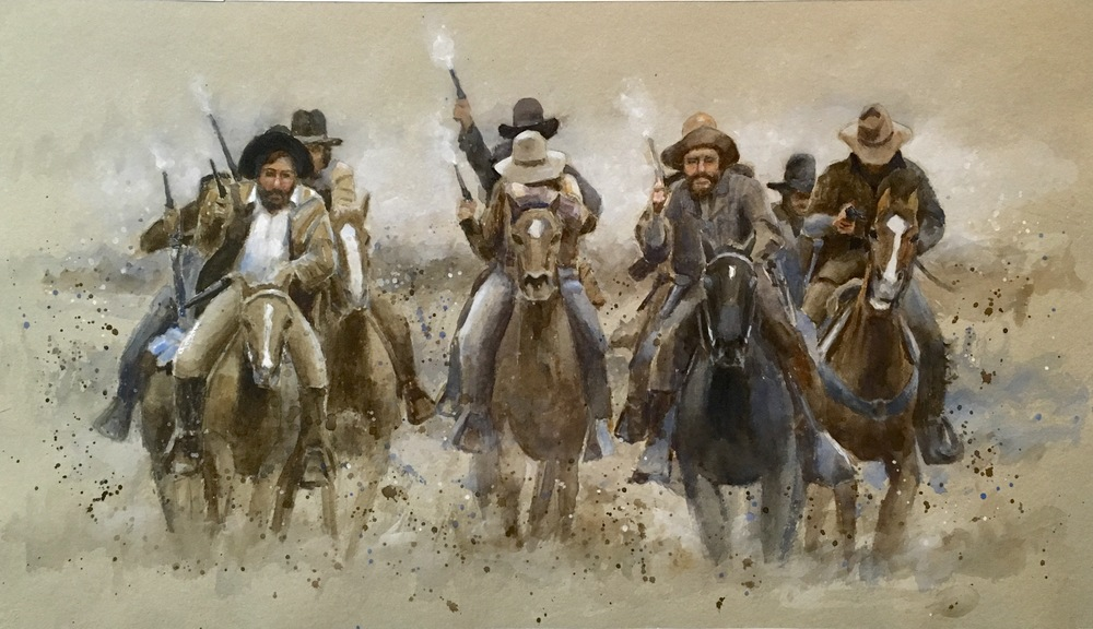 """The Outlaws""   Sold!"