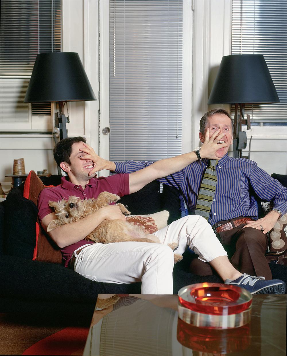 Jonathan Adler & Simon Doonan