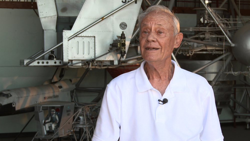 NASA Chief Engineer Gene Matranga