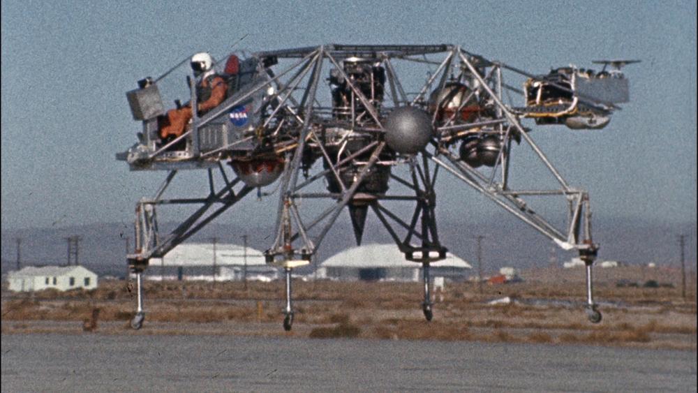 Footage courtesy of NASA.
