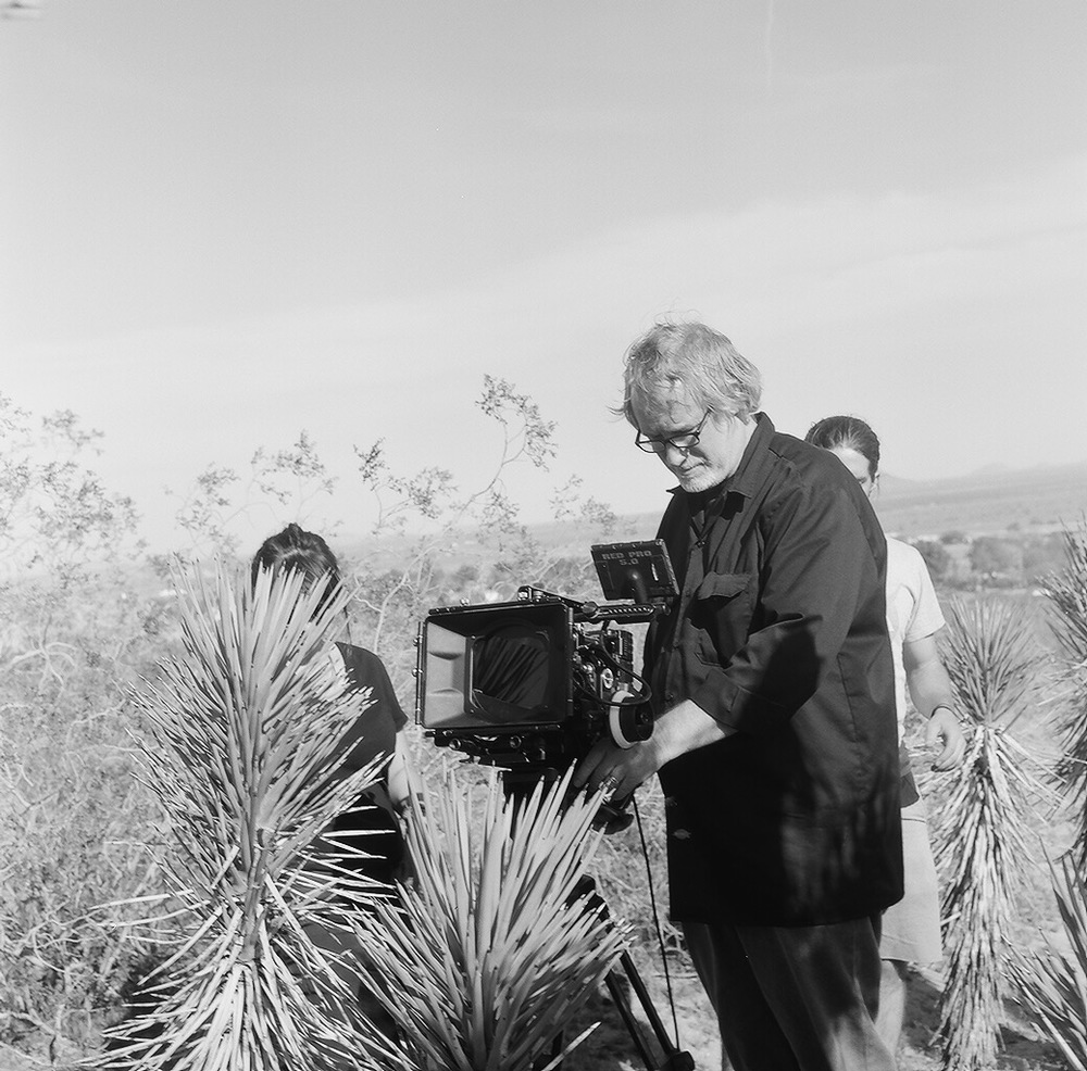 Director of Photography Dick Buckley.