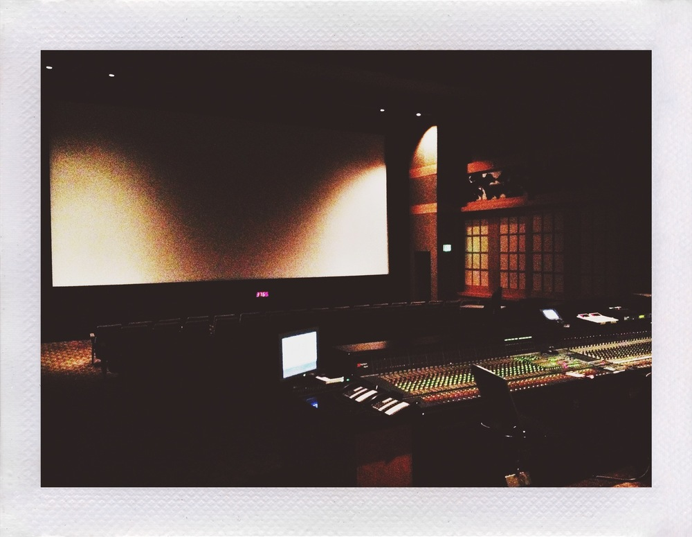 Working in the Anthony Quinn Theatre on the Sony Pictures lot was a true privilege.