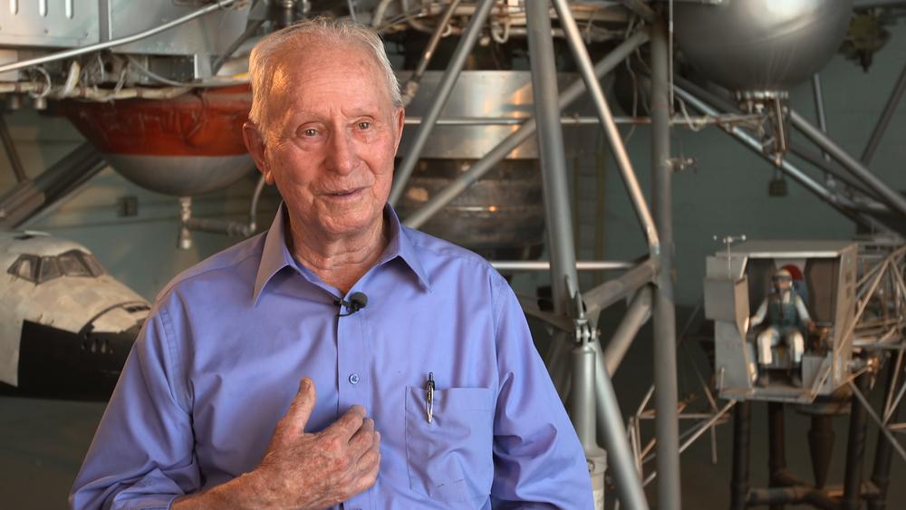 Test Pilot Donald Malick
