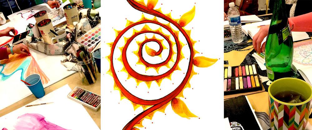 The Revival Art + Energy 3-Week Intensive Introduction Studio 01/25-02/08