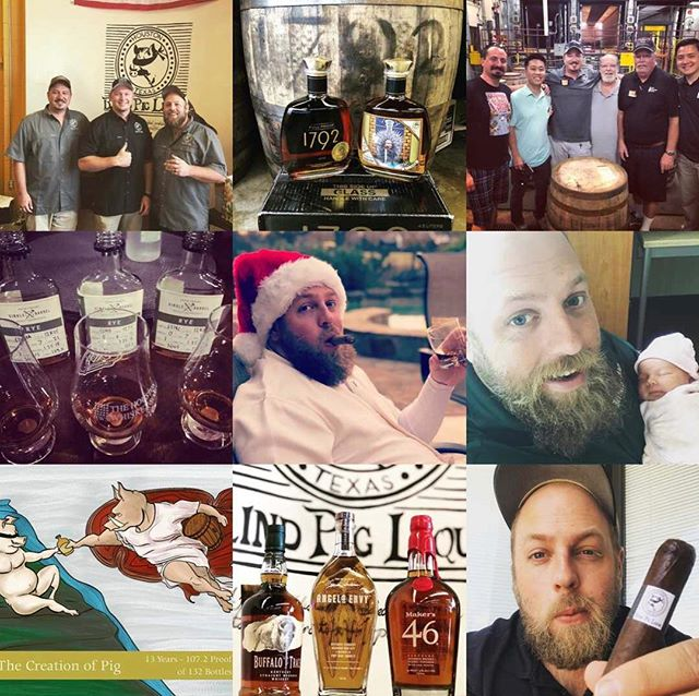 2018 was a great year here at the Blind Pig. Thank you for your continued support. We wish all of you a Happy New Year and look forward to seeing everyone in the store in 2019. Cheers! #happynewyear #2018bestnine #2019 #bourbon #liquor #cigars #liquorstore #houstontx  #followtheblindpig
