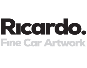Ricardo Fine Car Artwork