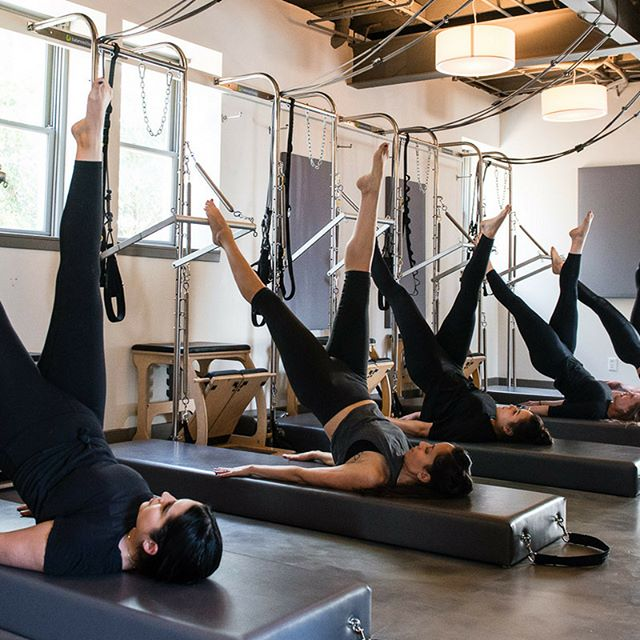 """Change happens through movement, and movement heals."" -Joseph Pilates  What are some actions you can take today to better your mind, body and soul? Consider trying something new, encouraging a friend, or jumpstarting movement towards a goal. Make moves today and remember, the ALIGN team is always here to support you! 📸 @caseywoodsphoto"