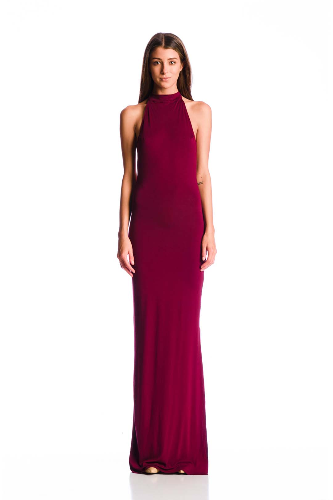 f8485edabef the backless maxi dress